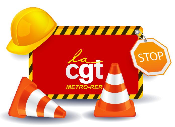 CGT-METRO-RER Être soi-même et agir ensemble !